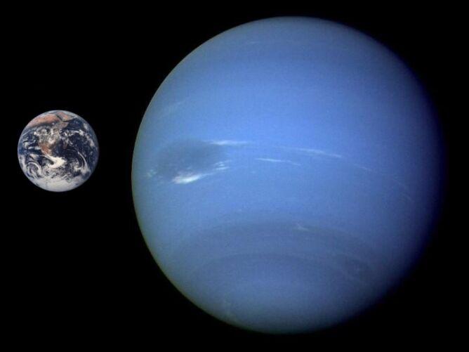 Mija rok od odkrycia Neptuna