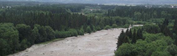 Ostrzeżenia powodziowe na południu Polski