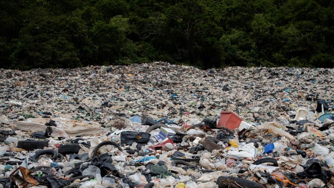 Z tych 10 rzek wypływa 95% śmieci do oceanu