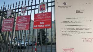 Wojewoda wstrzymał uchwałę o referendum