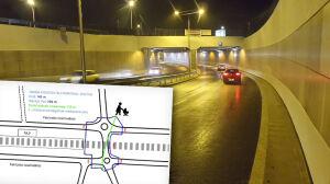 """W Falenicy nie chcą tunelu, bo """"utrudni ruch pieszych i rowerzystów"""""""