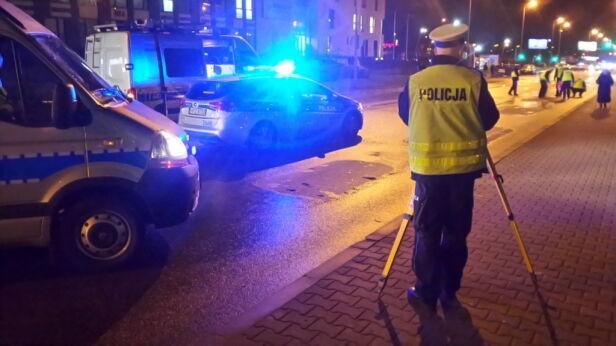 Do śmiertelnego wypadku doszło pod koniec grudnia tvnwarszawa.pl