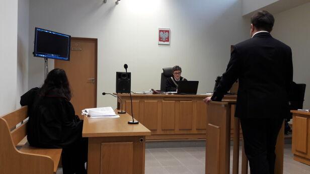 Wyrok zostanie ogłoszony w piątek Piotr Machajski/ tvnwarszawa.pl