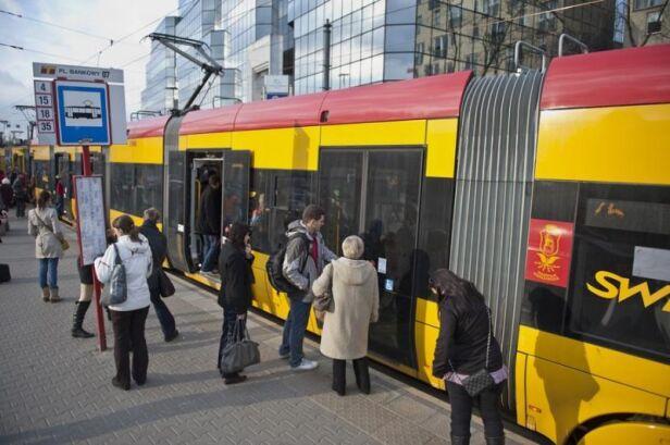 Nowe tramwaje dla Warszawy  ZTM