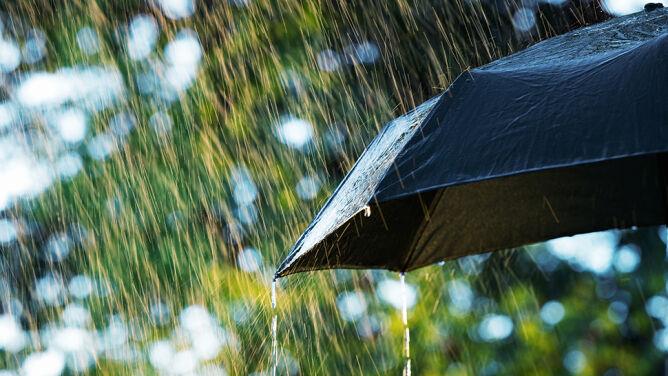 Pogoda na dziś: wiele deszczowych miejsc, do 21 stopni Celsjusza