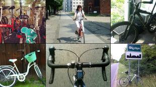 A czy Ty przyjechałeś rowerem do pracy? #roweremdopracy