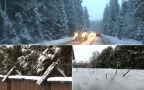 Jakub z Kołobrzegu o śniegu na Podhalu