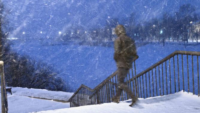 Oblodzenia i intensywne opady śniegu. Prognoza zagrożeń pogodowych