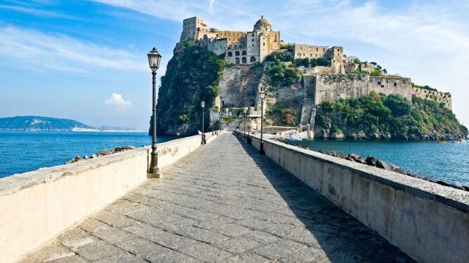 Ischia: przed klęską żywiołową raj na ziemi
