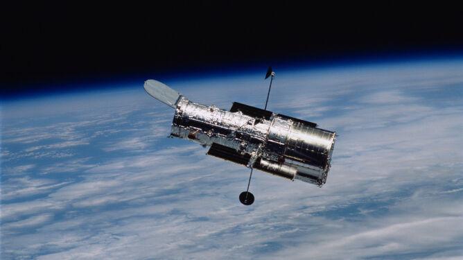 """""""Wiedzieliśmy, że ten moment kiedyś nastąpi"""". <br />Awaria Kosmicznego Teleskopu Hubble'a"""