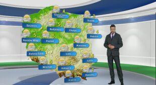 Prognoza pogody na piątek 20.11